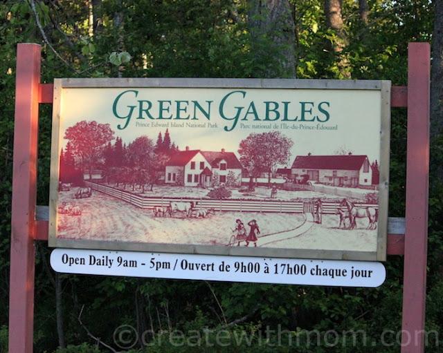prince edward island cavendish anne of green gables