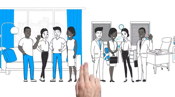 Article on whiteboard animation services at Fiverr