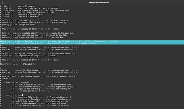 LPIC-System Administrator - Configuration BackupPC Centos 8 để backupc server Centos , ubuntu, etc