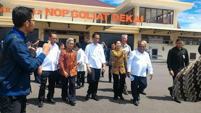 Kenapa Jokowi tak Buka Suara Soal Pelanggaran HAM Papua?