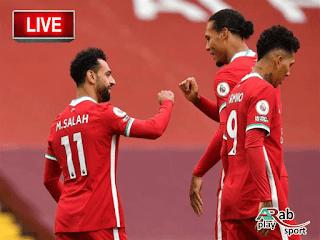 مشاهدة مباراة ليفربول ولينكولن بث مباشر اليوم الخميس كأس الرابطة الانجليزية