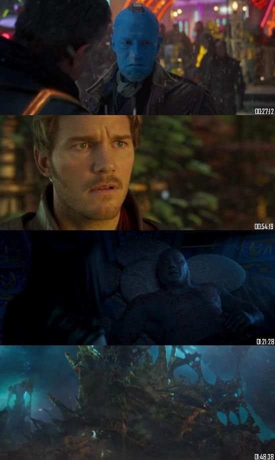 Guardians Of The Galaxy Vol 2 (2017) Dual Audio Hindi 480p BluRay 400MB Desirehub