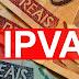 Veículos com placas de final zero têm desconto de 5% no IPVA até o dia 27
