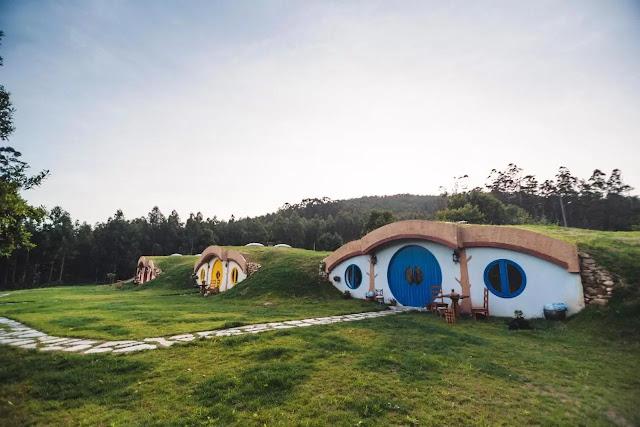 Hotel Señor de los Anillos en Galicia