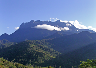 Holy Spirit on Mount Kinabalu