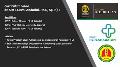 CV dr. Sita