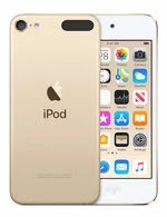 Apple iPod Touch space gold color