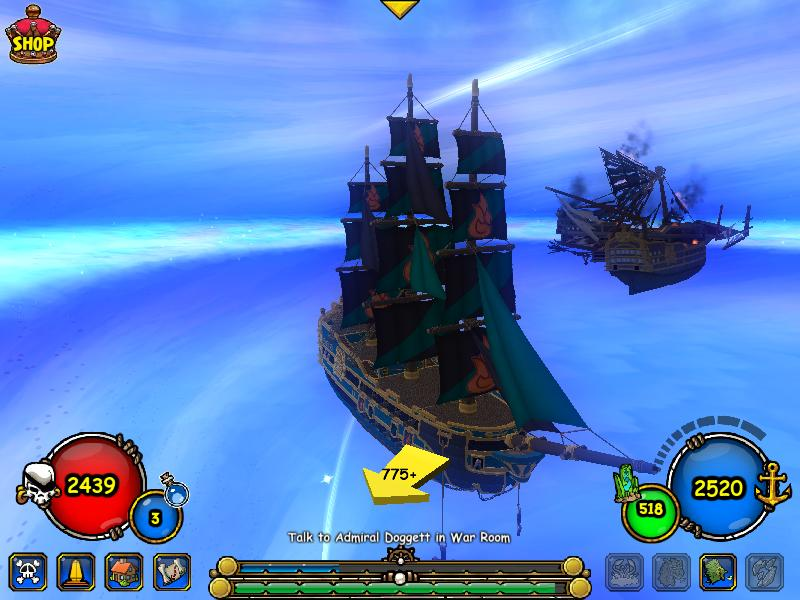 That Swashbuckler- A Pirate101 Blog: June 2013