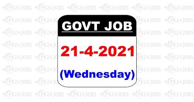 New Jobs in Pakistan Education Department Rahim Yar Khan Jobs 2021