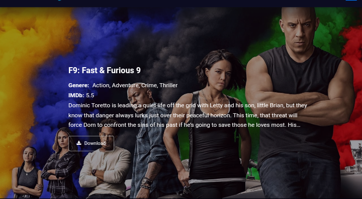 F9: Fast & Furious 9 #Arewapublisize