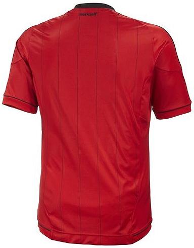 b8ad8cbef3 Bayer Leverkusen lança camisa para a próxima temporada - Show de Camisas