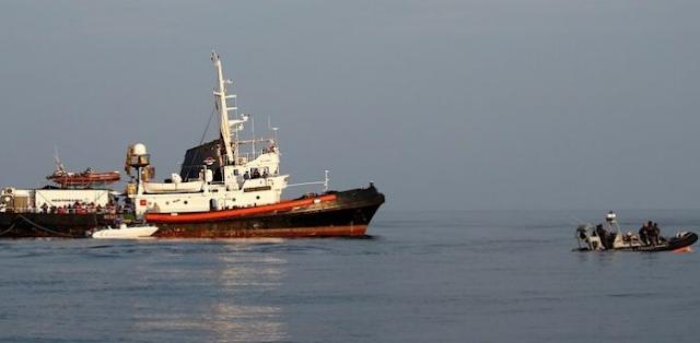 البحرية الإسبانية تنقذ مغربيين اثنين حاولا عبور المتوسط