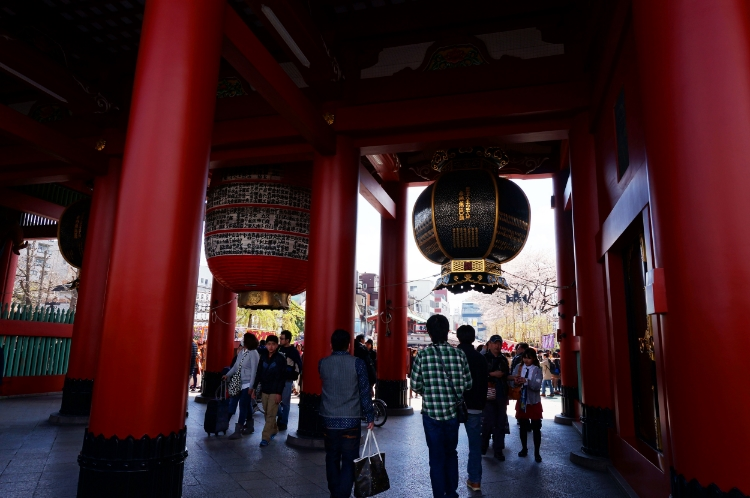 Tokyo, Japan, temple, Euriental