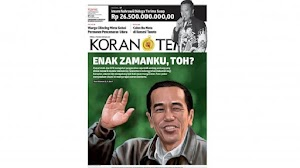 Tampilkan Meme Jokowi Enak Zamanku Toh? Tempo Viral Lagi