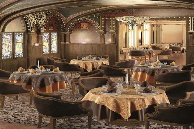 Design interior Restaurante stil clasic modern - Arhitect amenajari interioare  Bucuresti