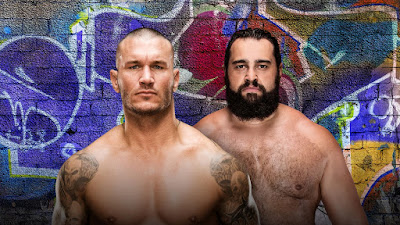 Randy Orton vs. Rusev