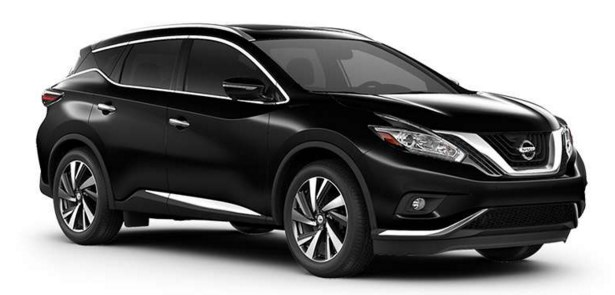 2016 Nissan Murano Specs and Performance