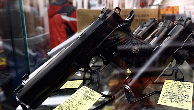 Get Ready for a Financial Assault on the Second Amendment
