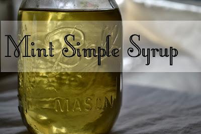 #mintsyrup #simplesyrup #drinkrecipe