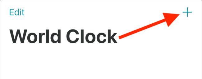 اضغط على علامة الجمع (+) في الزاوية العلوية اليمنى.