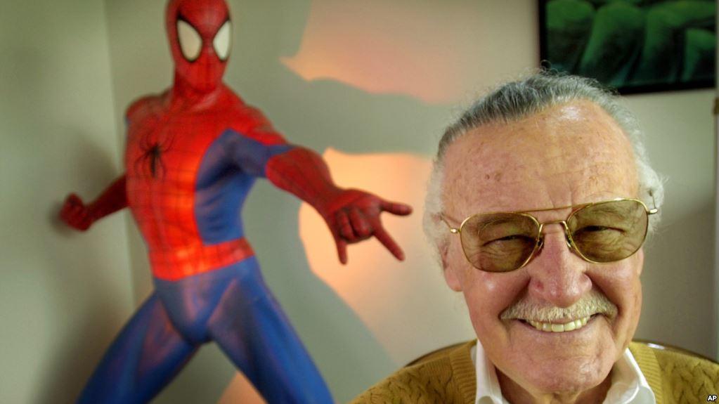 Stan Lee fue la mente creativa de Marvel y padre de Spiderman, entre otros personajes / AP