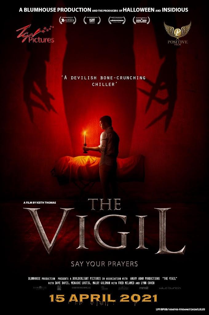 Review Filem The Vigil