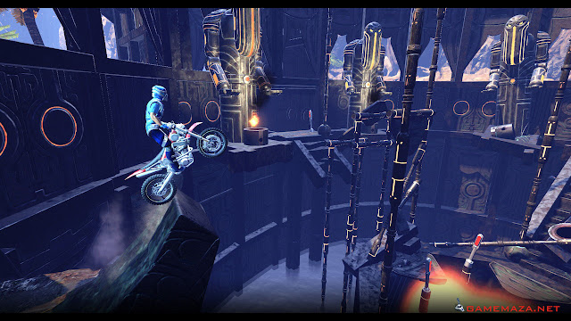 Trials Fusion Welcome to the Abyss Gameplay Screenshot 3