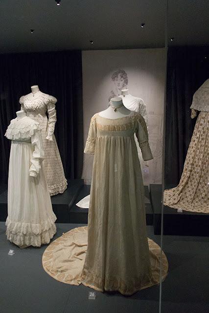 books about Bath, Jane Austen's fashions