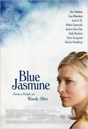 Capa do Filme Blue Jasmine