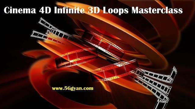 Cinema 4D Infinite 3D Loops Masterclass