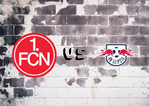 Nürnberg vs RB Leipzig  Resumen