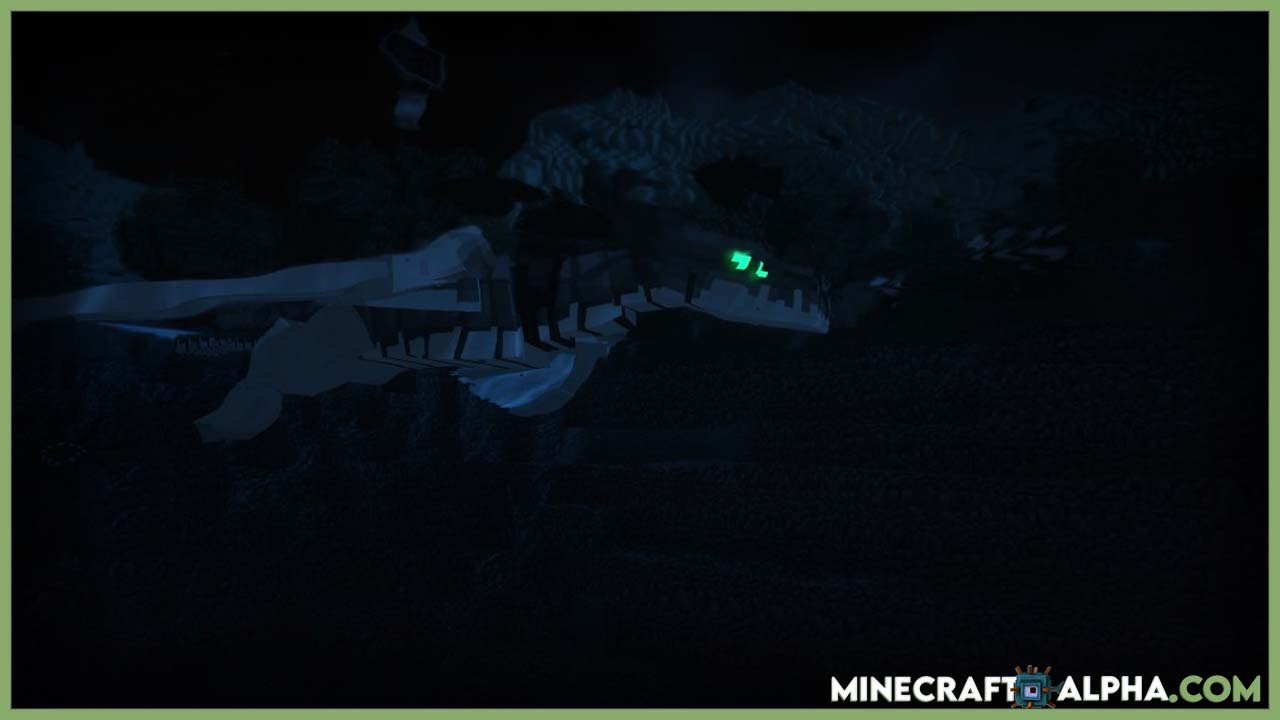 Minecraft Ice and Fire Mod 1.16.5 (Dragons in a Whole New Light)