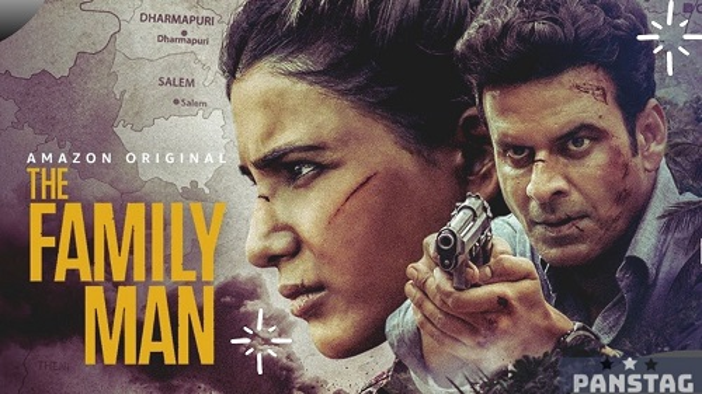 Manoj Bajpayee The Family Man Season 2