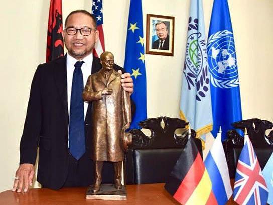 President The World Peace Committee 202 Negara HE. Prof. DR. Djuyoto Suntani Meninggal Dunia