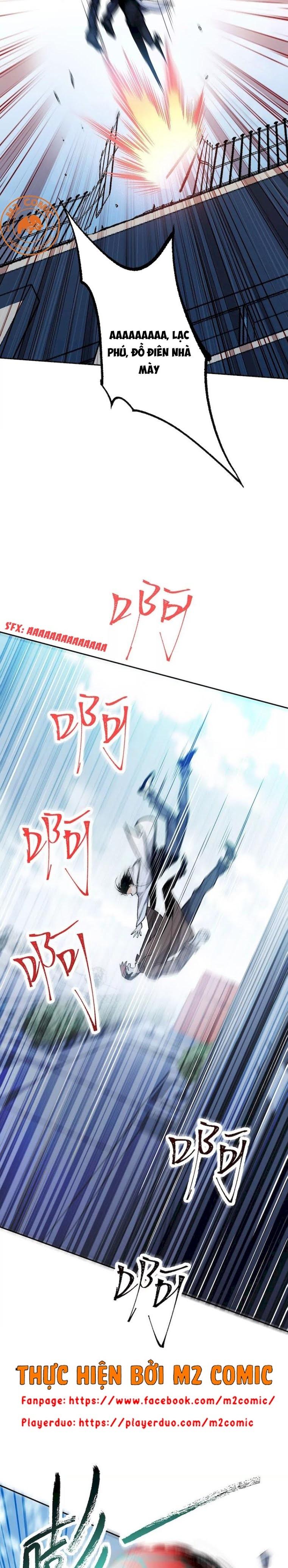 Đọc truyện [M2 Comic] Kỷ nguyên biển đen - Chap 1