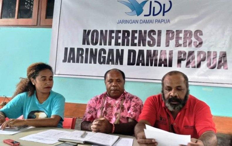Ormas JDP Beberkan Info Detik-detik Penembakan Terhadap Kepala BIN Papua