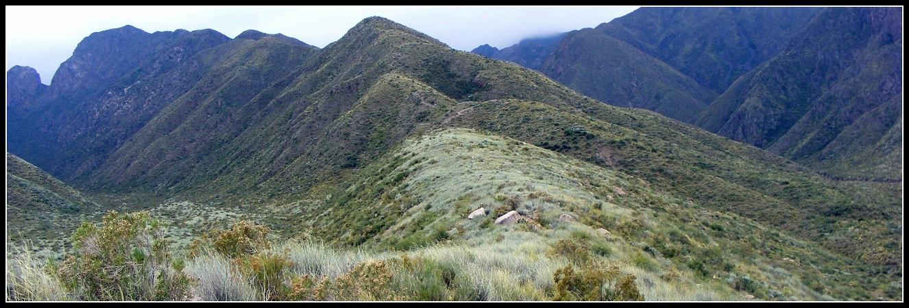 Cerro Comición - Luján de Cuyo - MENDOZA