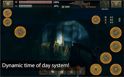 Game FPS Offline Ringan The Sun: Origin APK MOD Android