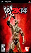 WWE 2K14 ISO PPSSP For Android