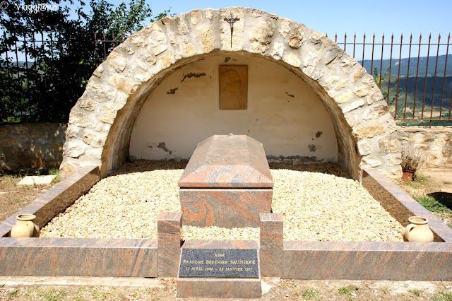 La tomba dell'Abate Berenger Sunière a Rennes le Chateau