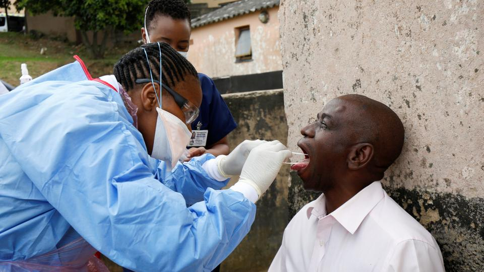 Coronavirus takes a toll on frontline caregivers as over ...