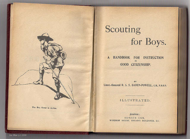 buku scouting for boys