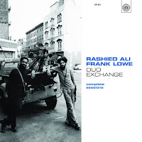 Rashied Ali / Frank Lowe - Duo Exchange: Complete Sessions