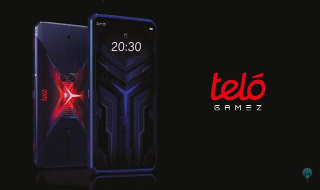 مواصفات وسعر هاتف الالعاب Telo Gamez
