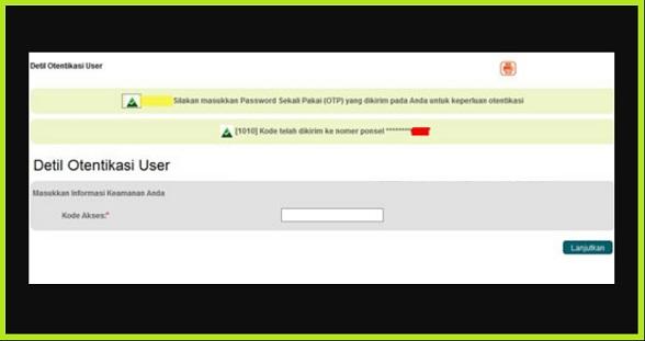Tips Mengatasi Jika Lupa Password Internet Banking BNI: LANGKAH KETIGA