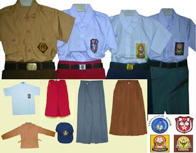 Image result for seragam sekolah