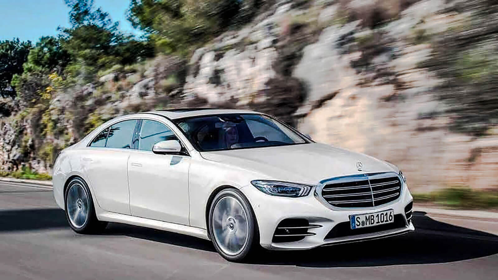 S Mercedes