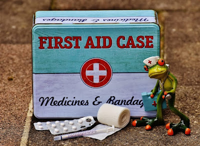 Hiking First Aid Kit  | Medicines to Carry for High Altitude Trekking.