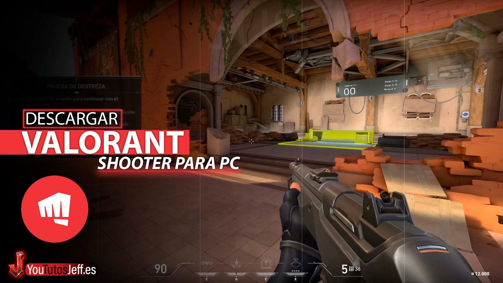 Nuevo Shooter, Descargar Valorant Ultima Versión para PC