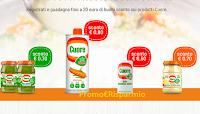 Logo Cuore : per te 20 euro in buoni sconto da stampare ( Olio, pesto, maionese)